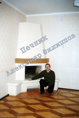 Мастер по каминам в Казани
