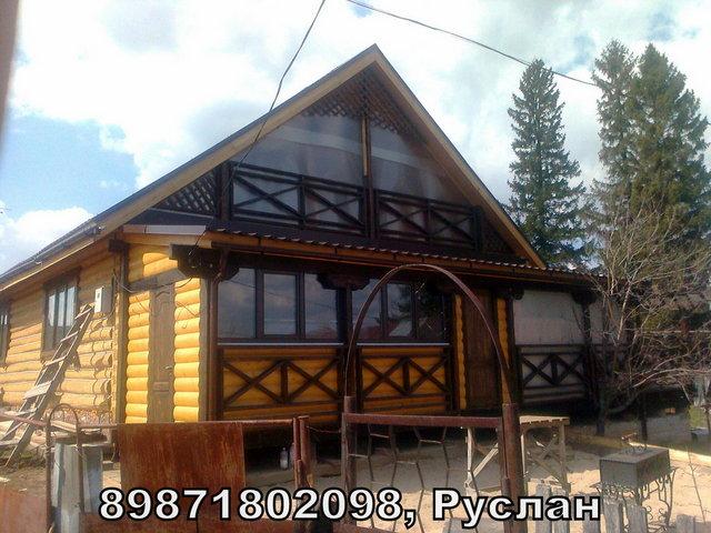 Строительство деревянного дома Казань