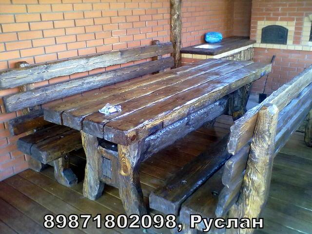 Садовая мебель. Мебель для бани. Казань.