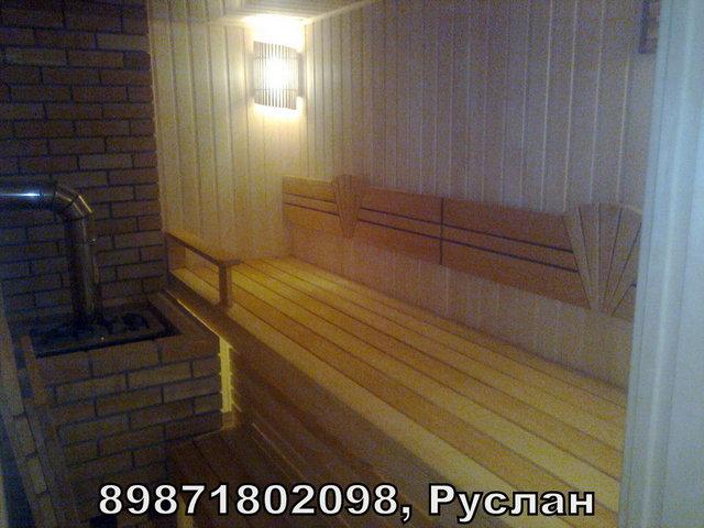 Строительство сауны в Казани